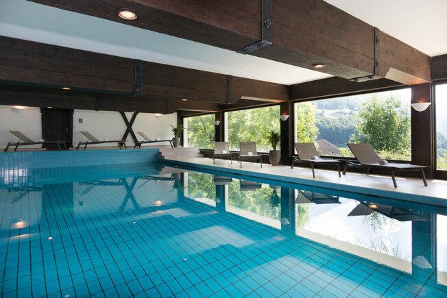 ausstattung hotel im montafon hotel alpenhof messmer. Black Bedroom Furniture Sets. Home Design Ideas