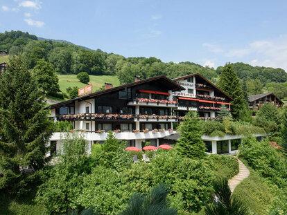impressionen hotel im montafon hotel alpenhof messmer. Black Bedroom Furniture Sets. Home Design Ideas
